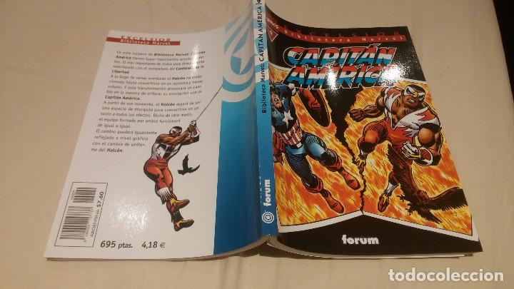 BIBLIOTECA MARVEL EXCELSIOR CAPITAN AMERICA Nº9 (Tebeos y Comics - Forum - Capitán América)