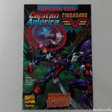 Cómics: CAPITÁN AMÉRICA ESPECIAL 1999 CIUDADANO V EX. Lote 134786621