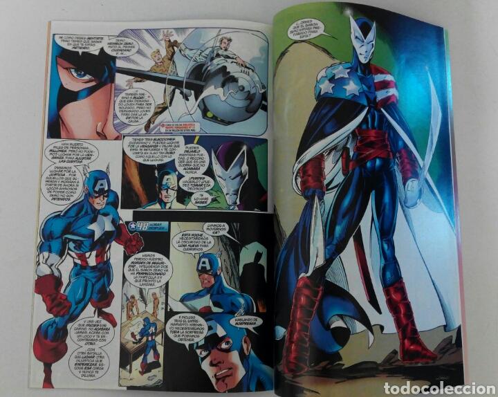 Cómics: Capitán América Especial 1999 Ciudadano V EX - Foto 2 - 134786621