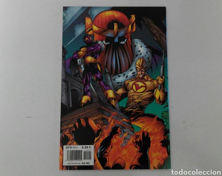 Cómics: Capitán América Especial 1999 Ciudadano V EX - Foto 3 - 134786621