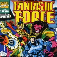 Comics - FANTASTIC FORCE - ED. FORUM - COLECCION COMPLETA DE 6 NUMEROS - 134831310