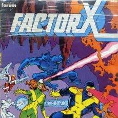 Cómics: FACTOR X - ED. FORUM - 1988/95 - COLECCION COMPLETA DE 94 NUMEROS + 4 EXTRAS. Lote 134832318