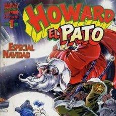 Cómics: HOWARD EL PATO ESPECIAL NAVIDAD - ED. PLANETA AGOSTINI - COLECCION COMPLETA DE 1 NUMERO. Lote 134847534