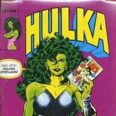 Cómics: HULKA - ED. FORUM - COLECCION COMPLETA DE 27 NUMEROS. Lote 134847734