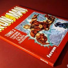 Cómics: EXCELENTE ESTADO IRON MAN TOMO 2 FORUM RETAPADO 6 AL 10. Lote 134855633