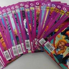 Cómics: LOS 4 FANTÁSTICOS VOL 4 COMPLETA 24 NÚMEROS VOLUMEN 4. Lote 134859859