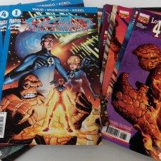 Cómics: LOS 4 FANTÁSTICOS VOL 5 COMPLETA 34 NÚMEROS VOLUMEN 5. Lote 134860279