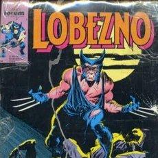 Cómics: LOBEZNO - ED. FORUM - COLECCION COMPLETA DE 78 NUMEROS. Lote 134866278