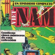 Cómics: COMIC RETAPADO NAM DEL Nº 1 AL 5. Lote 134980262