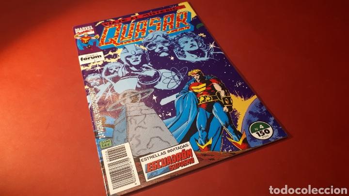 EXCELENTE ESTADO QUASAR 4 FORUM (Tebeos y Comics - Forum - Otros Forum)