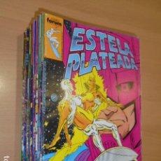 Cómics: ESTELA PLATEADA VOL. 1 COMPLETA 27 NUMEROS MAS EXTRA PRIMAVERA - FORUM -. Lote 135051642