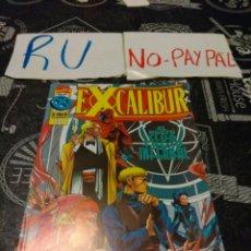 Cómics: EXCALIBUR 10 X MEN MARVEL COMICS FORUM. Lote 135066718