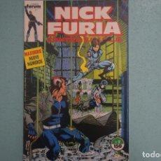 Cómics: CÓMIC DE NICK FURIA CONTRA S.H.I.E.L.D. AÑO 1989 Nº 2 CÓMICS FORUM LOTE 22 F. Lote 135080306