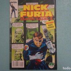 Cómics: CÓMIC DE NICK FURIA CONTRA S.H.I.E.L.D. AÑO 1989 Nº 3 CÓMICS FORUM LOTE 22 F. Lote 135080370