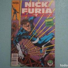Cómics: CÓMIC DE NICK FURIA CONTRA S.H.I.E.L.D. AÑO 1989 Nº 4 CÓMICS FORUM LOTE 22 F. Lote 135080378