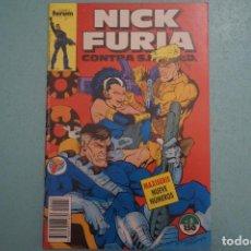 Cómics: CÓMIC DE NICK FURIA CONTRA S.H.I.E.L.D. AÑO 1989 Nº 5 CÓMICS FORUM LOTE 1 G. Lote 135080390