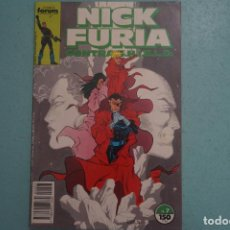 Cómics: CÓMIC DE NICK FURIA CONTRA S.H.I.E.L.D. AÑO 1989 Nº 7 CÓMICS FORUM LOTE 22 F. Lote 135080414