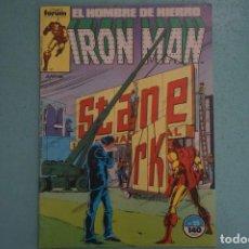 Comics : CÓMIC DE IRON MAN AÑO 1987 Nº 25 CÓMICS FORUM LOTE 1 E. Lote 135080734