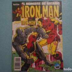 Cómics: CÓMIC DE IRON MAN AÑO 1988 Nº 40 CÓMICS FORUM LOTE 1 E. Lote 135081114