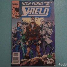 Cómics: CÓMIC DE NICK FURIA AGENTE DE SHIELD AÑO 1990 Nº 1 CÓMICS FORUM LOTE 1 F. Lote 135081286