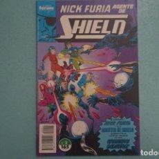Cómics: CÓMIC DE NICK FURIA AGENTE DE SHIELD AÑO 1990 Nº 2 CÓMICS FORUM LOTE 1 F. Lote 135081342