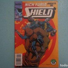 Comics : CÓMIC DE NICK FURIA AGENTE DE SHIELD AÑO 1990 Nº 3 CÓMICS FORUM LOTE 1 F. Lote 135081422