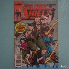 Comics : CÓMIC DE NICK FURIA AGENTE DE SHIELD AÑO 1990 Nº 4 CÓMICS FORUM LOTE 1 F. Lote 135081434