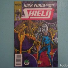 Cómics: CÓMIC DE NICK FURIA AGENTE DE SHIELD AÑO 1990 Nº 5 CÓMICS FORUM LOTE 1 F. Lote 135081510