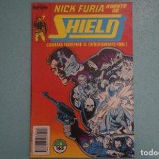 Comics : CÓMIC DE NICK FURIA AGENTE DE SHIELD AÑO 1990 Nº 6 CÓMICS FORUM LOTE 1 F. Lote 135081526