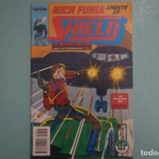 Cómics: CÓMIC DE NICK FURIA AGENTE DE SHIELD AÑO 1990 Nº 7 CÓMICS FORUM LOTE 1 F. Lote 135081574