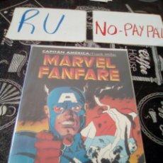 Cómics: MARVEL FANFARE CAPITÁN AMÉRICA FORUM. Lote 135194914