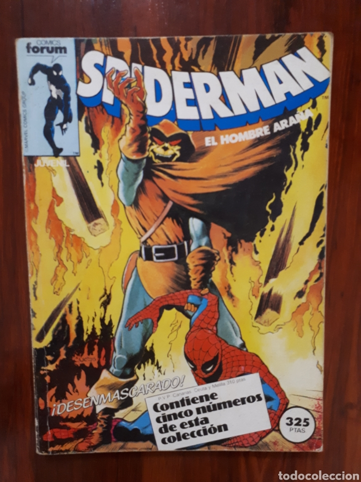 SPIDERMAN - SPIDER-MAN - EL HOMBRE ARAÑA - RETAPADO - FORUM - MARVEL (Tebeos y Comics - Forum - Spiderman)