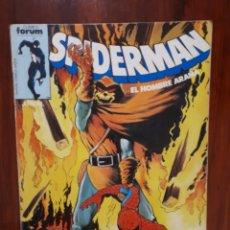 Cómics: SPIDERMAN - SPIDER-MAN - EL HOMBRE ARAÑA - RETAPADO - FORUM - MARVEL. Lote 120256271