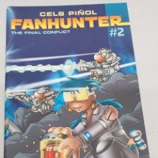 Comics - FANHUNTER : THE FINAL CONFLICT Nº 2 - CELS PIÑOL / FORUM - 135205482