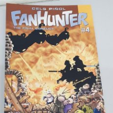 Comics - FANHUNTER : THE FINAL CONFLICT Nº 4 - CELS PIÑOL / FORUM - 135205850