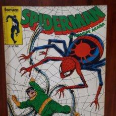 Cómics: SPIDERMAN - EL HOMBRE ARAÑA - RETAPADO - 5 NUMEROS DE LA COLECCION - MARVEL COMICS - COMICS FORUM. Lote 44934387
