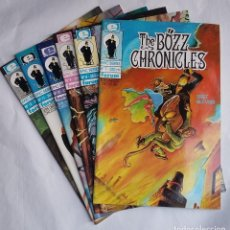 Cómics: THE BOZZ CHRONICLES NUMEROS 1 AL 6, COMPLETA. COMICS FORUM, PLANETA 1992. Lote 135222350