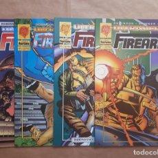 Cómics: FIREARM 1 A 4 COMPLETA - ULTRAVERSE - FORUM - JMV. Lote 135243790