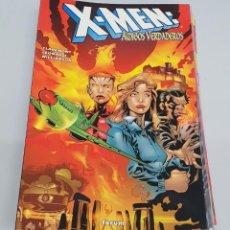 Cómics: X-MEN : AMIGOS VERDADEROS ¡ ONE SHOT ! CHRIS CLAREMONT / MARVEL FORUM. Lote 135314546