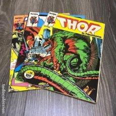 Cómics: LOTE THOR - FORUM - 1983 (3 CÓMICS). Lote 135411858