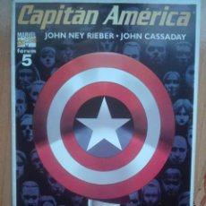 Cómics: CAPITAN AMERICA 5.VOL 5. Lote 135520746