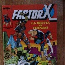 Cómics: FACTOR X VOLUMEN 1 Nº 4 POR LOUISE SIMONSON Y KEITH POLLARD - CÓMICS FÓRUM MARVEL. Lote 135537426