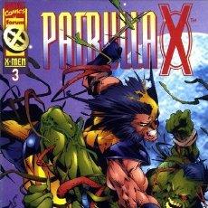Cómics: LA PATRULLA X Nº 3 VOLUMEN 2 (FORUM). Lote 135560374