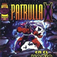 Cómics: LA PATRULLA X Nº 21 VOLUMEN 2 (FORUM). Lote 135561514