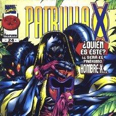 Cómics: LA PATRULLA X Nº 24 VOLUMEN 2 (FORUM). Lote 135561830