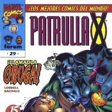 Cómics: LA PATRULLA X Nº 29 VOLUMEN 2 (FORUM). Lote 135562006
