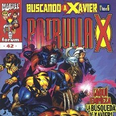 Cómics: LA PATRULLA X Nº 42 VOLUMEN 2 (FORUM). Lote 135562378