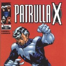 Cómics: LA PATRULLA X Nº 71 VOLUMEN 2 (FORUM). Lote 135562618