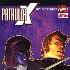 Cómics: LA PATRULLA X Nº 85 VOLUMEN 2 (FORUM). Lote 135562742