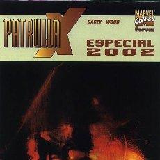 Cómics: LA PATRULLA X ESPECIAL 2002 VOLUMEN 2 (FORUM). Lote 135563006
